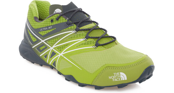 The North Face M's Ultra MT Shoes Spruce Green/Macaw Green